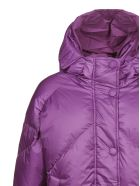 IENKI IENKI Dunlop Padded Jacket - Purple