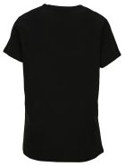 A.P.C. Upside Down Logo T-shirt - BLACK