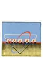 Prada 'oval' Wallet - Multicolor