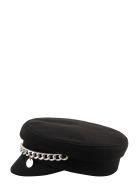 Ruslan Baginskiy Baker Boy Hat - Black