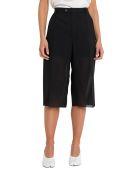 Maison Margiela Sheer Bermuda Shorts - Black