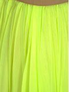Sacai Sacai Pleated Skirt - BRIGHT YELLOW