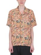 Our Legacy Multicolor Cotton Shirt - orange