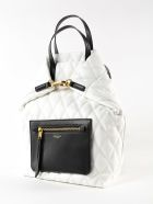 Givenchy Duo Backpack - White