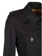 Burberry Chelsea Heritage Trench Coat - Midnight