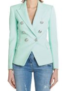 Balmain Jacket - Green