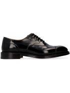 Church's Lancaster Leather Lace-up Derby Shoes - black