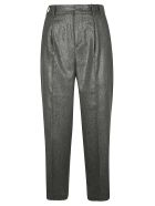 PT01 Cropped Trousers - Grey