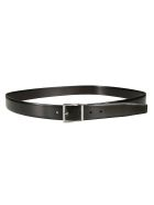 Church's Buckled Belt - Black/light