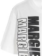 MM6 Maison Margiela 'logo Race' T-shrt