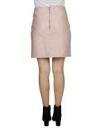 Manokhi Buckled Mini Skirt - Pink