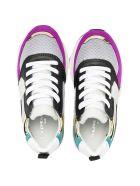 Philippe Model Eze Sneakers - Fuxia