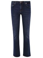 Brian Dales Cropped Jeans - Blue