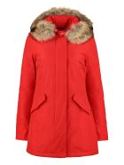 Woolrich Classic Arctic Parka - red