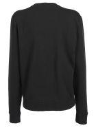 Saint Laurent Logo Sweatshirt - Noir/multicolore
