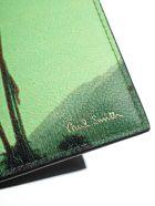 Paul Smith Paul's Photo Wallet - Green