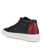 Salvatore Ferragamo Tour Sneakers - Nero/rouge ferragamo