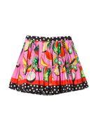 Dolce & Gabbana Fuchsia Skirt - Rosa