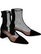 Aquazzura Saint Honoré Low Boots - black