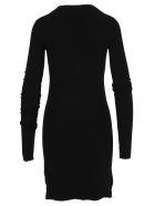 Bottega Veneta Dress Long Sleeve - Black