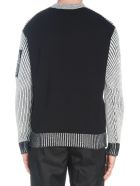 Stone Island Sweater - Black&White