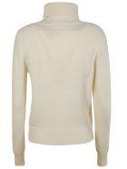 Chiara Ferragni Flirting Turtleneck Sweater - white