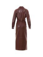 Nanushka Dress - Brown