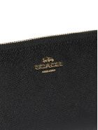 Coach Classic Zip-around Wallet - Nero