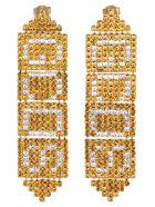 GCDS Earrings - Gold