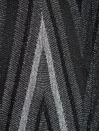 M Missoni Jumpsuit W/s Long  V Neck - H Nero Argento