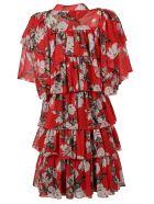 Giuseppe di Morabito Floral Print Dress - Multicolor