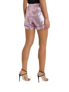 In The Mood For Love Ariel Sequined Shorts - Rosa