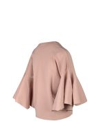 Parosh Sweater - Pink & Purple