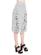 Diane Von Furstenberg 'gardena' Skirt - Black&White