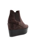 Pedro Garcia Leather Wedges - Brown