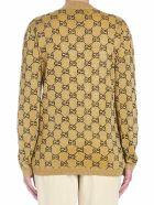 Gucci Cardigan - Gold
