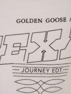 Golden Goose T-shirt S/s Crew Neck Golden Tour Texas