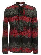 RED Valentino Floral Blouse - No