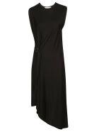 8PM Draped Detail Dress - Black