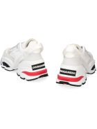 Dsquared2 The Giant Wave Sneakers - White
