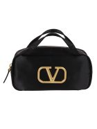 Valentino Garavani Medium Cosmetic Case - No Nero