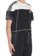 Adidas Originals by Alexander Wang 'disjoin' T-shirt - Black&White