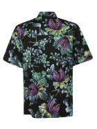 MSGM Tropical Print Shirt - Multicolor
