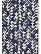 Prada 'pattern' Pants - Multicolor