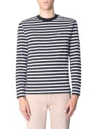Maison Kitsuné Long Sleeve T-shirt - MULTICOLOR