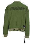Ben Taverniti Unravel Project Unravel Fleece Round Neck Unrvl - Green