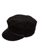 Maison Michel New Abby Hat - Black
