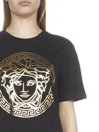 Versace Medusa Short Sleeve T-shirt - Nero