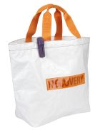 Palm Angels Recovery Tote - White