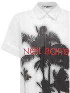 Neil Barrett Kids Shirt - White